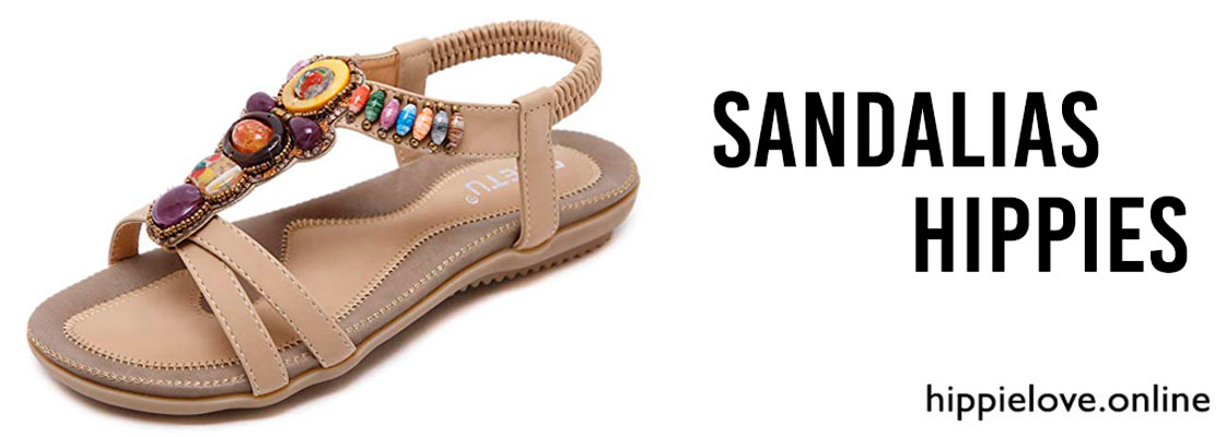 comprar sandalias hippies