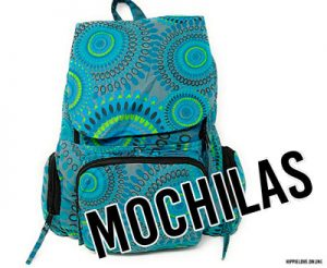 mochilas hippies
